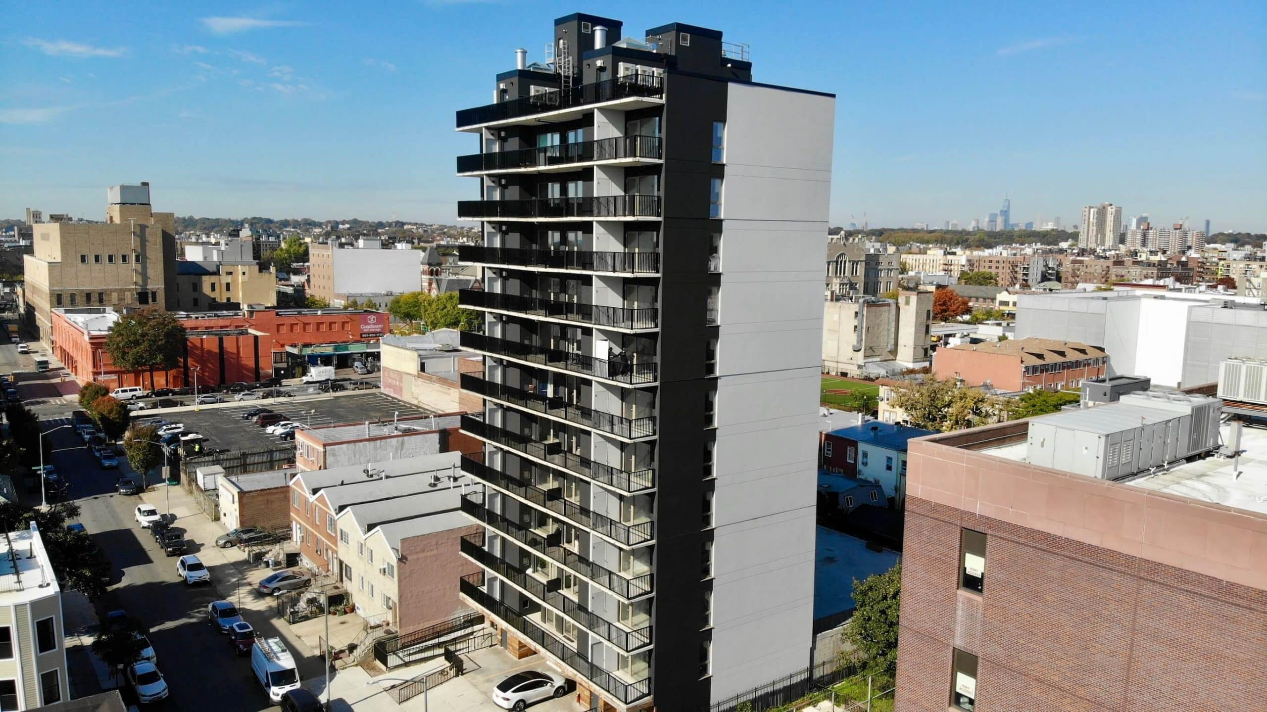 commercial real estate located in Brooklyn