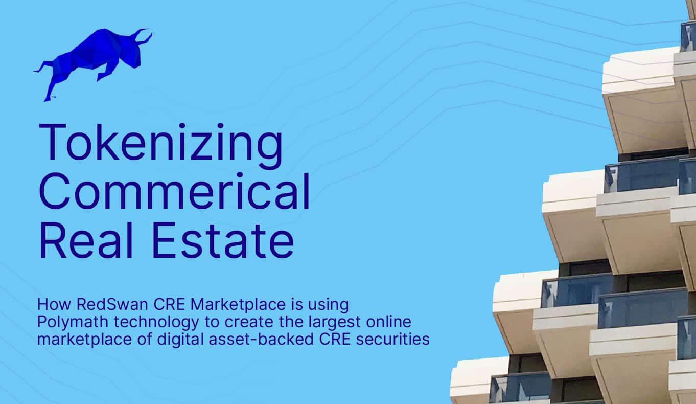 Tokenizing Commercial Real Estate blockchain