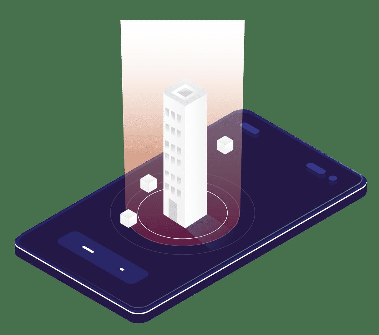 building phone