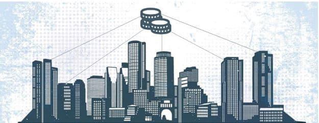 digital real estate crypto portfolio