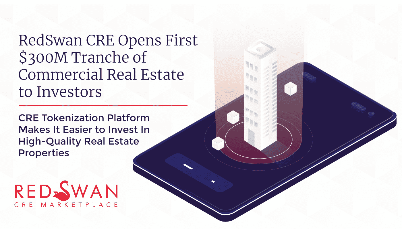 redswan CRE opens first tranche of CRE to investors