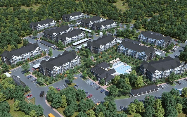 Forest Crossing - Real Estate in Denton Texas